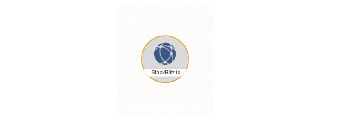 Stackblitz Domain